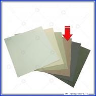 """Carta grezza colore kraft scuro formato 12""""x 12"""" (305x305mm) 220 gsm Wiler CP220R1212C5"""