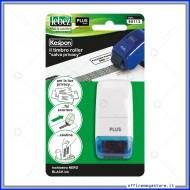 Timbro Privacy Roller Plus Salva e protegge i dati personali, colore nero, comodo rullo da scorrere sui documenti Lebez 80112