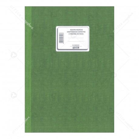 Registro modifiche caratteristiche costruttive e funzionali dei veicoli 32 pagine Data Ufficio Gruppo Buffetti DU315800000