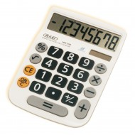 Calcolatrice da tavolo 8 cifre Big Digit W5108