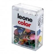 Puntine da disegno colorate 150 Pezzi - Leone APPP150