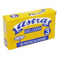 Puntine Astra N°3 a Una Punta 100 Pezzi - Leone PL3