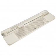 Taglierina a Lama Rotante 30cm a 4 Tipi di Tagli - Wiler EZ550