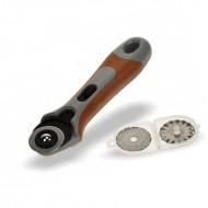 Cutter a Lama Rotante con 3 Lame in dotazione per taglio Dritto/Ondulato/Tratteggiato - Wiler RC6