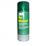 Colla spray 3M Re Mount 400 ml - 3M 57795