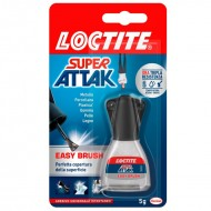 Super Attak Easy Brush 5g - Loctite 001101