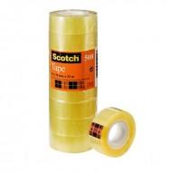 Nastro Adesivo Trasparente 508 19mm x 33m - Scotch 508-1933