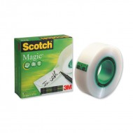 Scotch Magic Tape Nastro Adesivo, 19mm x 33m - Scotch 810-1933