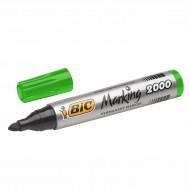 Marcatore Marking 2000 Verde - Bic 820912