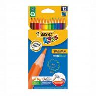 Matite colorate Evolution Triangle - Bic Kids 829735