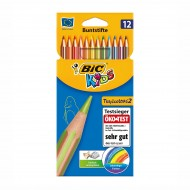 Matite colorate Tropicolors2 - Bic Kids 832566