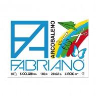 Album Arcobaleno 24x33 - Fabriano 44312433