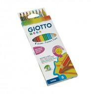 Pastelli Mega Astuccio da 8 - Giotto Fila 225400