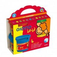 Super Colori a Dita be-bè Confezione da 4 - Giotto Fila 467200