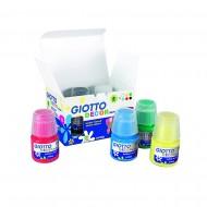 Decor Acrylic Effetto Opaco 25ml 6 colori - Giotto Fila 538200