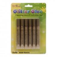 Blister Glitter Glue Oro - Wiler GLG0610G
