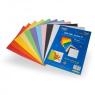 Carta Colorata 220g Formato A4  - Wiler CP220A