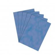 Cartoncino Graffato Blu A4 Gr.230 CP230BL