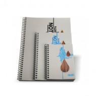 Notebook Quadretto Formato A5 80 Fogli - Wiler NB15