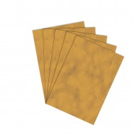 Cartoncino Graffato Marrone A4 Gr.230 CP230M