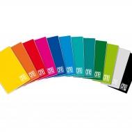 """Maxi A4 One Color Rigatura """"10M"""" Punto Metallico - Blasetti 1412"""