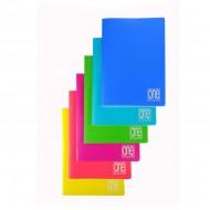 """Maxi A4 in PPL One Color Rigatura """"B"""" Punto Metallico - Blasetti 5568"""