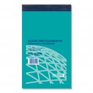 Prelevamenti Carburanti e Lubrificanti Blocco 50 moduli due copie autoricalcanti - Modulistica Gruppo Buffetti DU1624C0000
