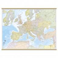 Cartina Murale Europa 132x99cm - Belletti M03PL/07