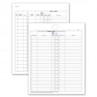 Registro aziendale di carico-scarico Bovini - Gruppo Buffettei DU138313000