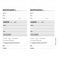 Blocco Libretto delle Giustificazioni - Gruppo Buffetti DU1650N0000
