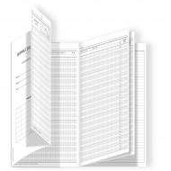 Registro Professore 1 classe (Gruppo Buffetti 3125PS000