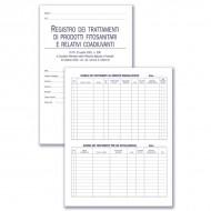 """Registro Trattamenti Prodotti Fitosanitari """"Quaderno di Campagna"""" - Gruppo Buffetti DU135000100"""