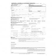 Rapporto di controllo di efficienza energetica All. lV (Tipo 3 Scambiatori) - Gruppo Buffetti 8843T3000