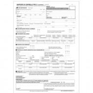 Rapporto di Controllo di Efficienza Energetica All. 3D (Tipo 3 Scambiatori) - Gruppo Buffetti 8844T3000