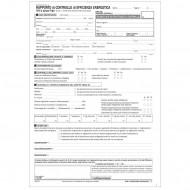 Rapporto di Controllo di Efficienza Energetica All lll (Tipo 2 gruppi frigo) - Gruppo Buffetti 8845T2000