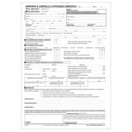 Rapporto di Controllo di Efficienza Energetica All V (Tipo 4 cogeneratori) - Gruppo Buffetti 8845T4000