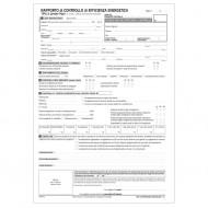 Rapporto di Controllo di Efficienza Energetica All 2 (Tipo 2 gruppi frigo) - Gruppo Buffetti 8846T2000