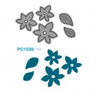Fustelle Sottili Per Macchina Fino a 80mm - Wiler PC1599