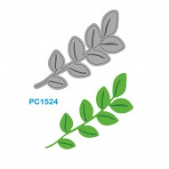 Fustelle Sottili Per Macchina Fino a 80mm - Wiler PC1524