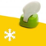Fustella Media forma Fiocco di Neve Distorta per Eva Foam - Wiler CPEF203