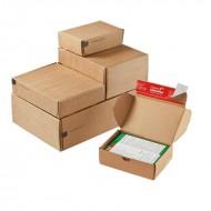 Scatole Spedizione Modulabili MODULBOX 305x210x91mm (A4) Avana - Colompac 57018