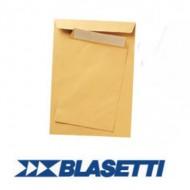 Buste a sacco Avana 230x330mm 500 Pezzi Senza Finestra 100gr Adesiva Monodex - Blasetti 47474