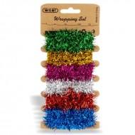 Nastrini Decorazioni Natalizie Set 6 Colori 1 Metri - Wiler STR05