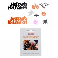 Accessori Creativity in Metallo e Plastica Halloween - Wiler KK18H