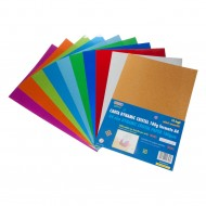 Carta Dynamic Cristal 10 Fogli Colori Assortiti - Wiler DCP10