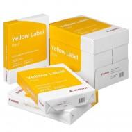 Bancale 240 Risme di carta A4 80G Canon Yellow Label per stampanti laser ed inkjet