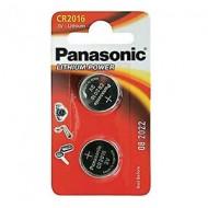 MICROPILA A PASTIGLIA CR2016 LITIO 3V - Panasonic CR2016