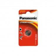 MICROPILA A PASTIGLIA CR1632 LITIO 3V - Panasonic CR1632