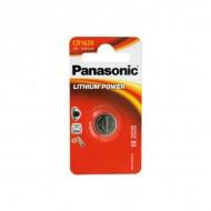 MICROPILA A PASTIGLIA CR1620 LITIO 3V - Panasonic CR1620