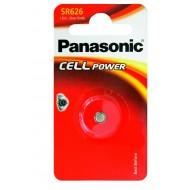 MICROPILA SR626 ossido d'argento 1.55V - Panasonic SR626